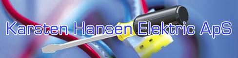 Karsten Hansen Elektric ApS logo